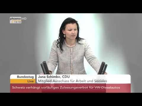 Bundestag: Renten in Ostdeutschland am 02.10.2015