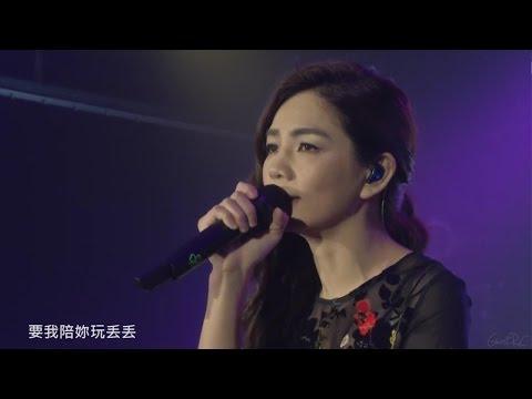 Ella (陳嘉樺) - 薔薔 @ 聖誕音樂會 2015《增音超清版》[Ghost.R.C]