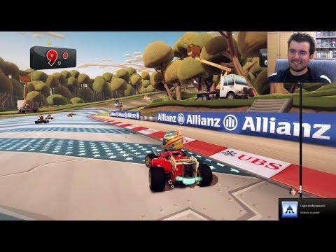 F1 RACE STARS (PC / PS3 / 360)    Día del motor #4    Gameplay en Español HD