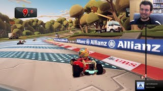F1 RACE STARS (PC / PS3 / 360) || Día del motor #4 || Gameplay en Español HD