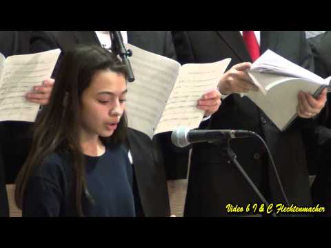LSO - Carol of the Bells with O Holy Night (Laura Bretan solo)