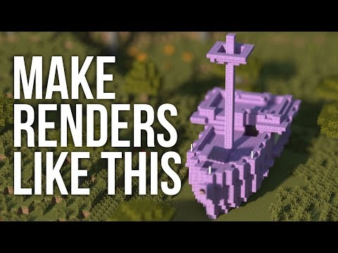 Use This Technique To Make Beautiful Minecraft Renders