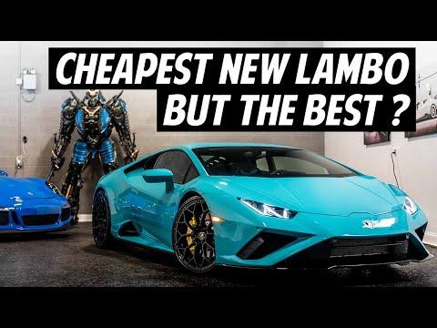 Lamborghini Huracan Evo RWD Review - Best Drivers Car Under $300K