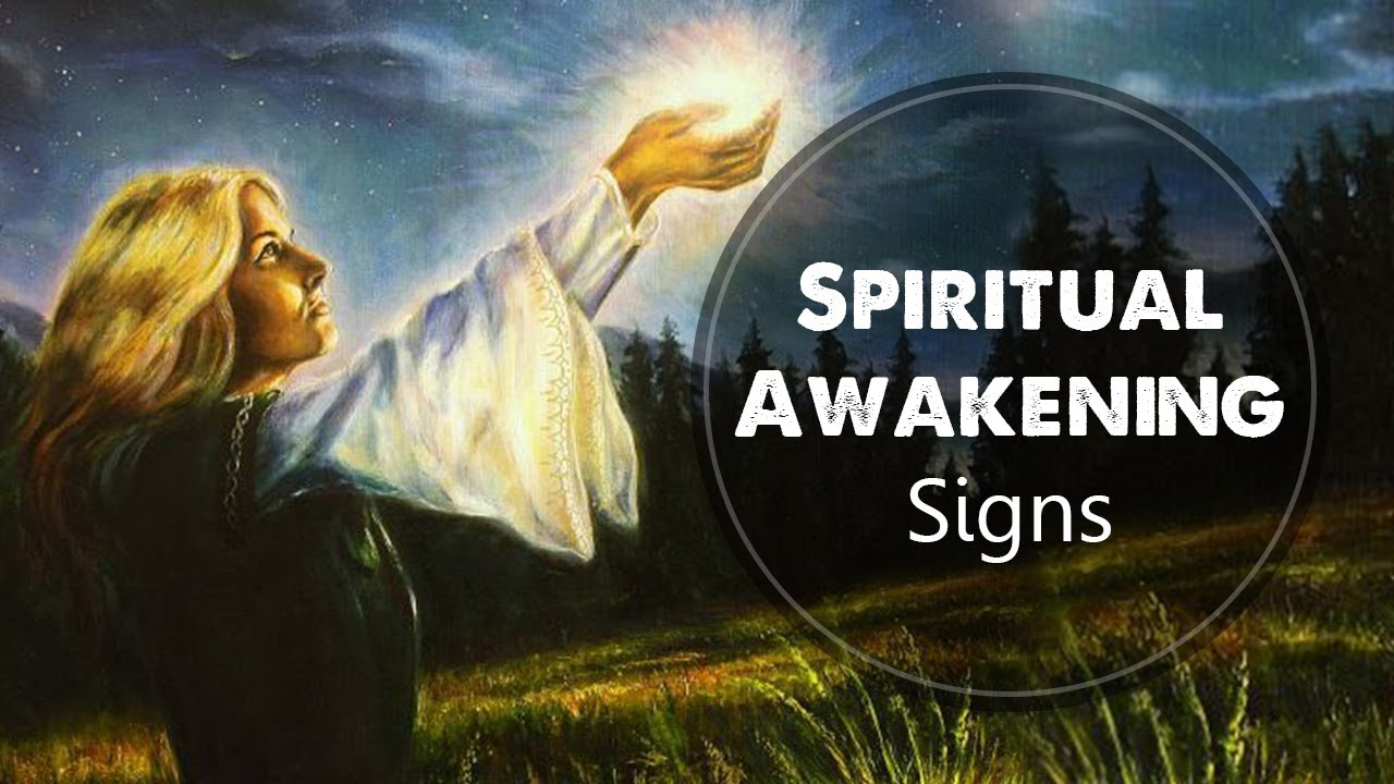 Spiritual Awakening Signs | spiritual | enlightenment