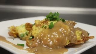 How to Make Vegetable Egg Foo Young