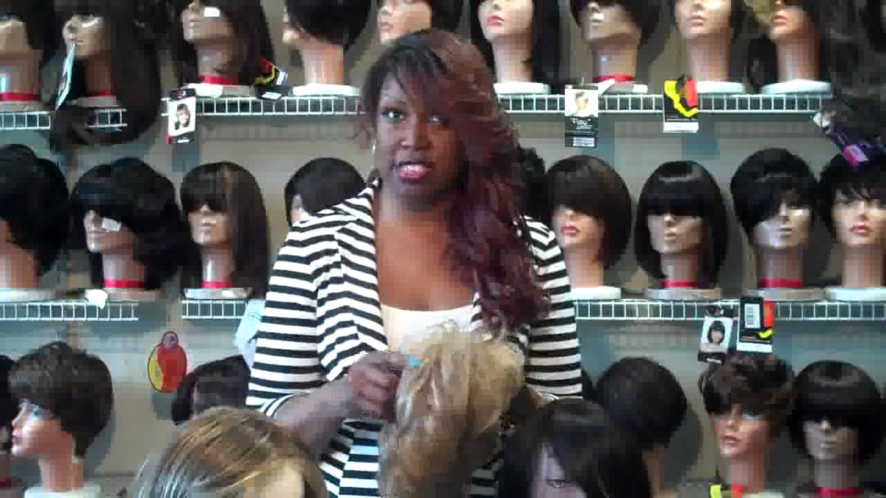 How To Wash Your Wig Natural Wigs Youtube