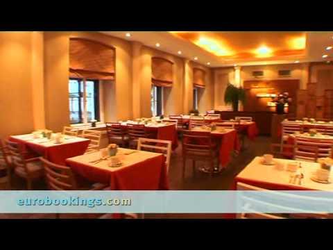 Prague, Czech Republic: Hotel Villa Schwaiger