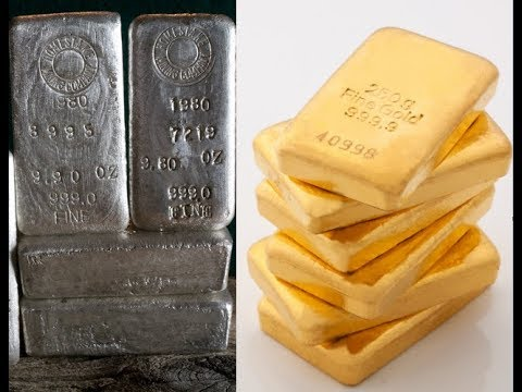 12 Ways Silver Differs From Gold