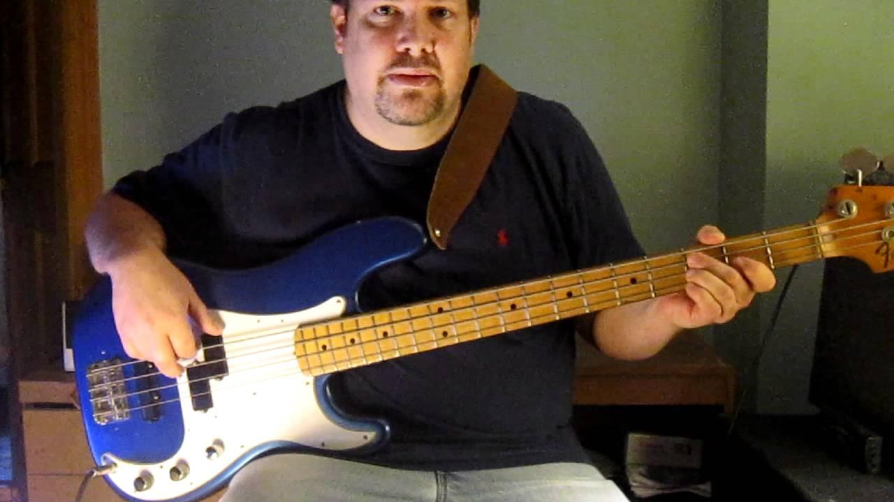 bass guitar instructional videos