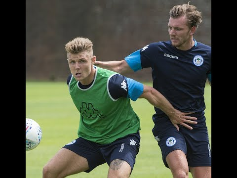 MAX POWER: Midfielder talks Paul Cook, pre-season and the upcoming Liverpool clash