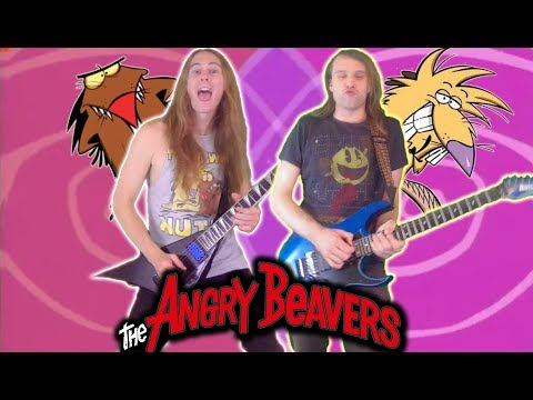 The Angry Beavers Theme Song | COVER
