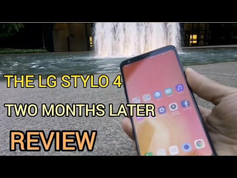 THE LG STYLO 4 AFTER 2 MONTHS - AMAZING $179 METRO PCS Smartphone!