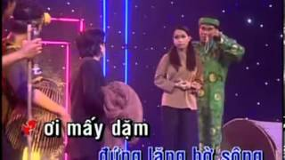 Đau xót lý con cua - Karaoke feat Cẩm Ly
