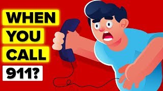 What Actually Happens When You Call 911?