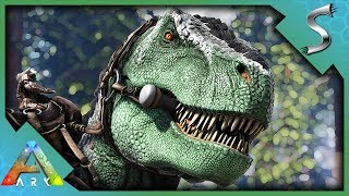 TIME TO TAME SOME BIG GUYS! REX + YUTYRANNUS TAMING! - Ultimate Ark [E10 - The Island]