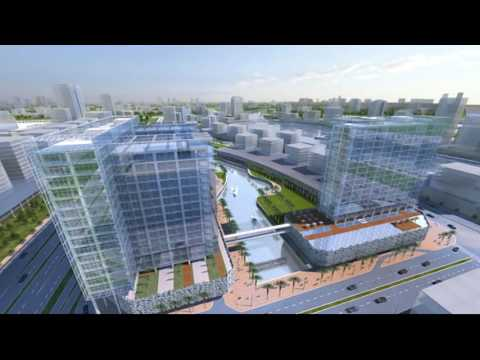 Tamani Arts Offices in Business Bay
