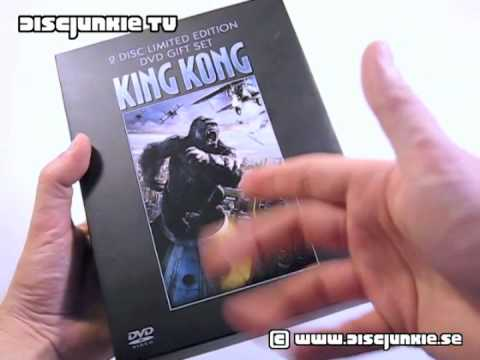 King Kong | Limited Edition Dvd Gift Set (R3HK)