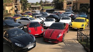 30 SuperCars & 1 SuperFast Drive in India !