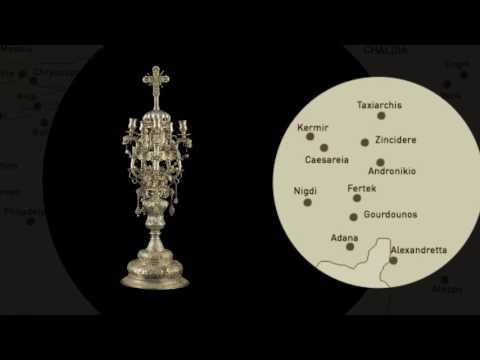 Greek history - Ecclesiastical treasures from Cappadocia to Pontus