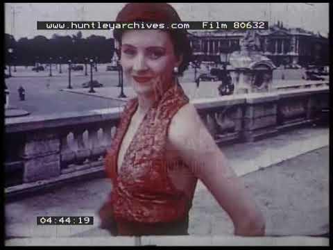 Brief Tourist Highlights In Europe, 1930s - Film 80632