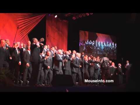 Celebrate Gospel 2011, Disney California Adventure
