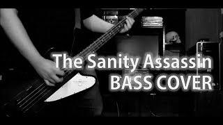 Bauhaus - The Sanity Assassin | Bass Cover