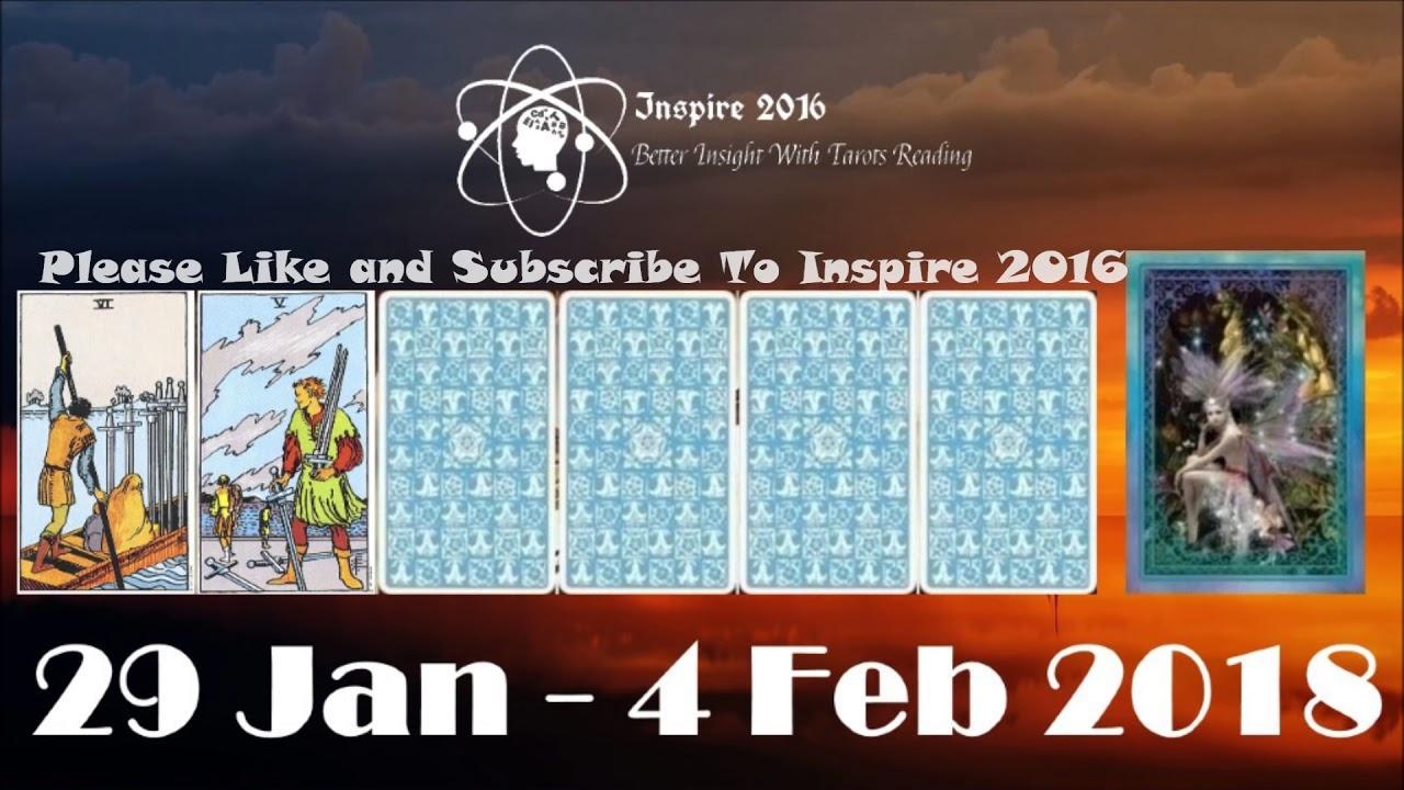 Pisces Weekly Horoscope 24 - 30 December 2018
