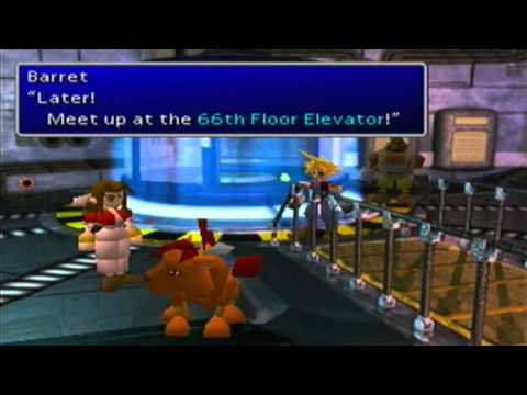 Final Fantasy VII - Playthrough - Part 9