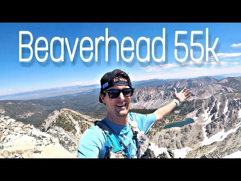 I Survived the Scree! | Beaverhead 55k | Continental Divide Trail