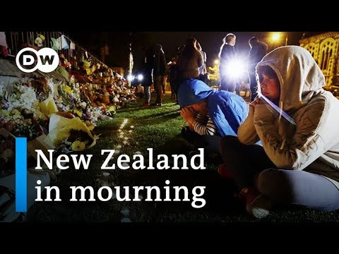 New Zealand mourns mosque attack victims and loss of own innocence   DW News