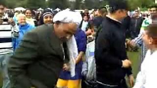 iFFi-K alongside Sun-E-D Birmingham Eid Mela 2009