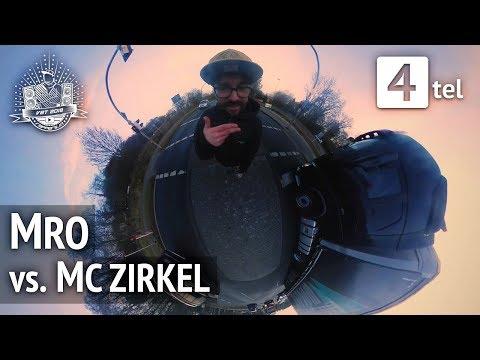 VBT Viertel: mRo vs. MC Zirkel RR feat. Engine Itano