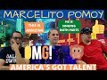 WOW!!Marcelito Pomoy Sings The Prayer With DUAL VOICES! America's Got Talent The Champions| REACTION