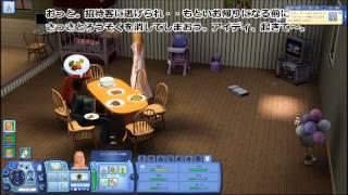 この動画は「ザ・シムズ3+ペット」(PC版)のプレイ動画です。 「ザ・シ...