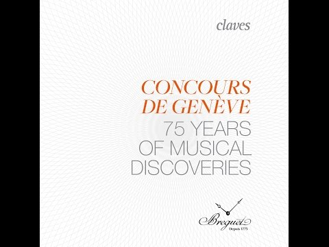 Maurice André (1st Prize 1955, Trumpet) Concours de Genève 75 Years of Musical Discoveries