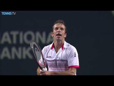 Djokovic Raonic Nishikori Wawrinka Win In Toronto 2016 Thursday Highlights