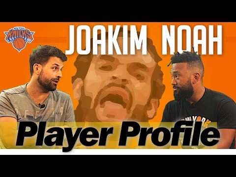 Joakim Noah 2018 Stat Predictions - MadGood Profile