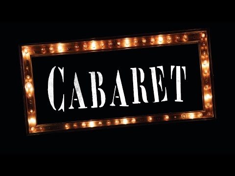 Cabaret at The Hanover Theatre
