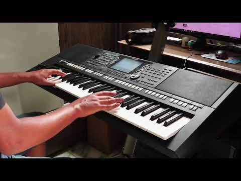 O Escudo - Voz da Verdade - Teclado - Yamaha PSR S950