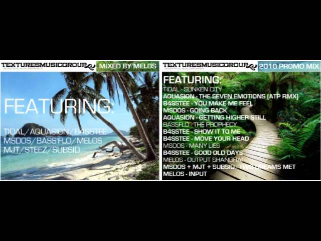 Textures Music Group 2010 Promo Mix by Melos PART 2