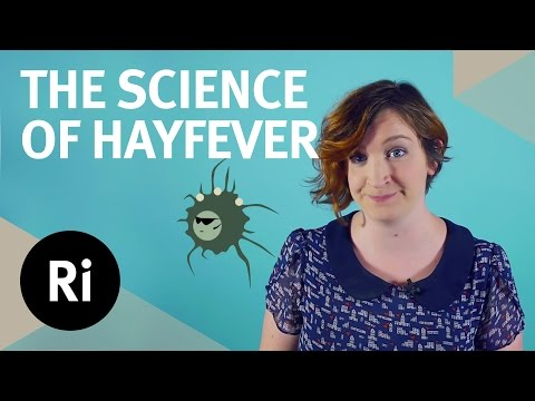 The Science of Hay Fever... Are Parasitic Worms The Cure?