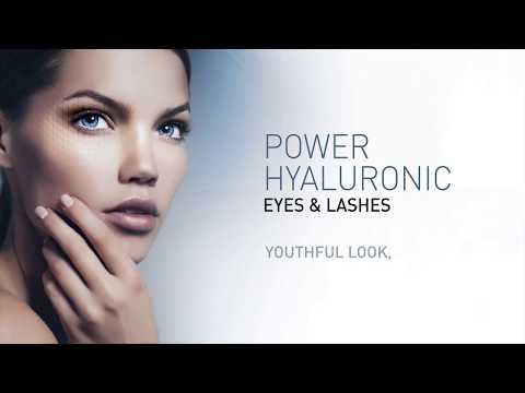 Power Hyaluronic | Eyes & Lashes | How to apply