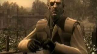 Metal Gear Solid 4: Dark Empire (Remix)