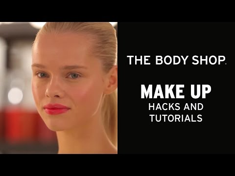 How To: Apply Lip & Cheek Stain - The Body Shop