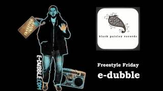 e-dubble - Clap On Clap Off (Freestyle Friday #1)