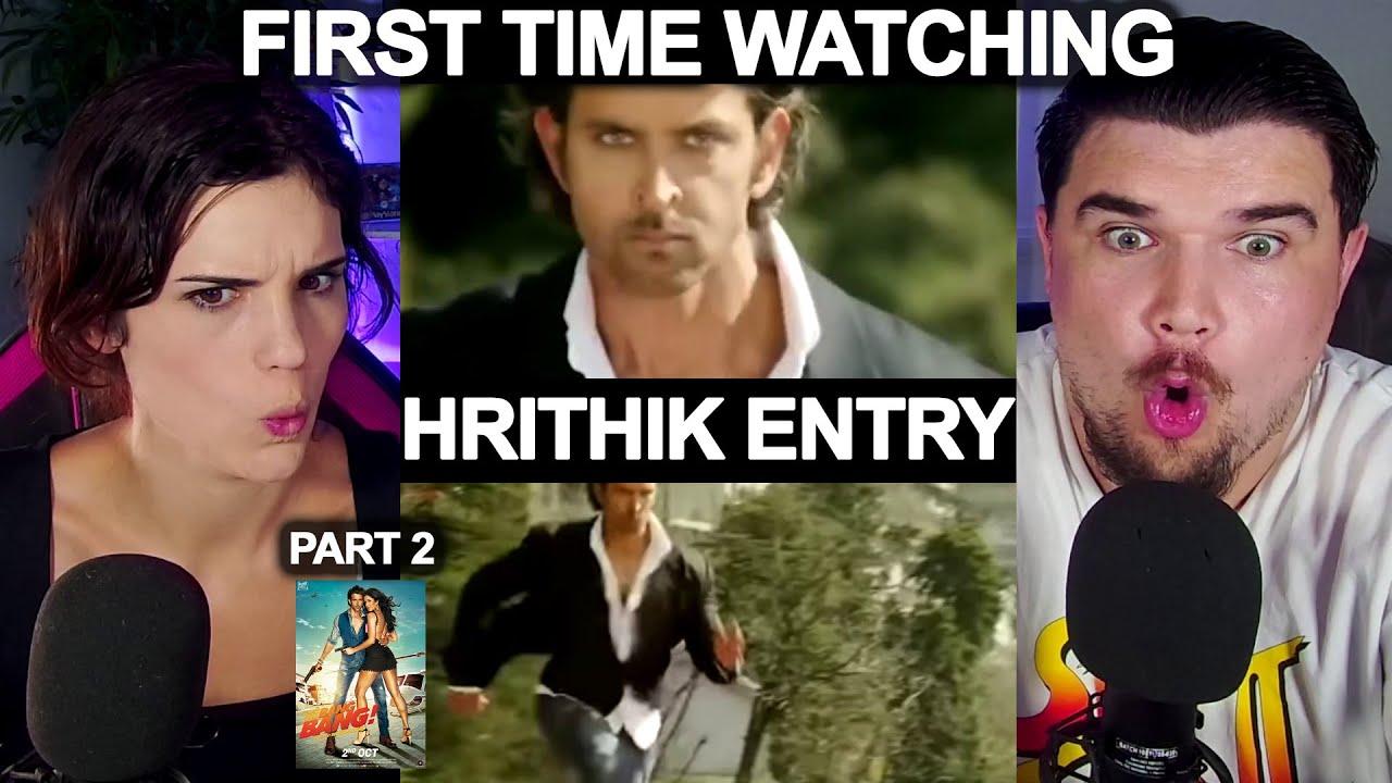 Bang Bang - PART 2 - HRITHIK ROSHAN ENTRY SCENE! - Hrithik Roshan, Katrina Kaif