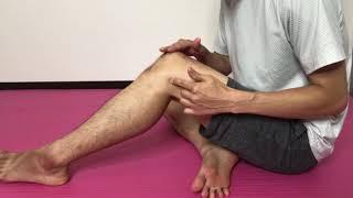 膝の柔軟性&体幹の使い方(部分カット)
