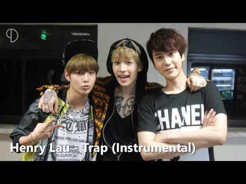 Henry Lau - Trap (ft Taemin & KyuHyun) (Instrumental)