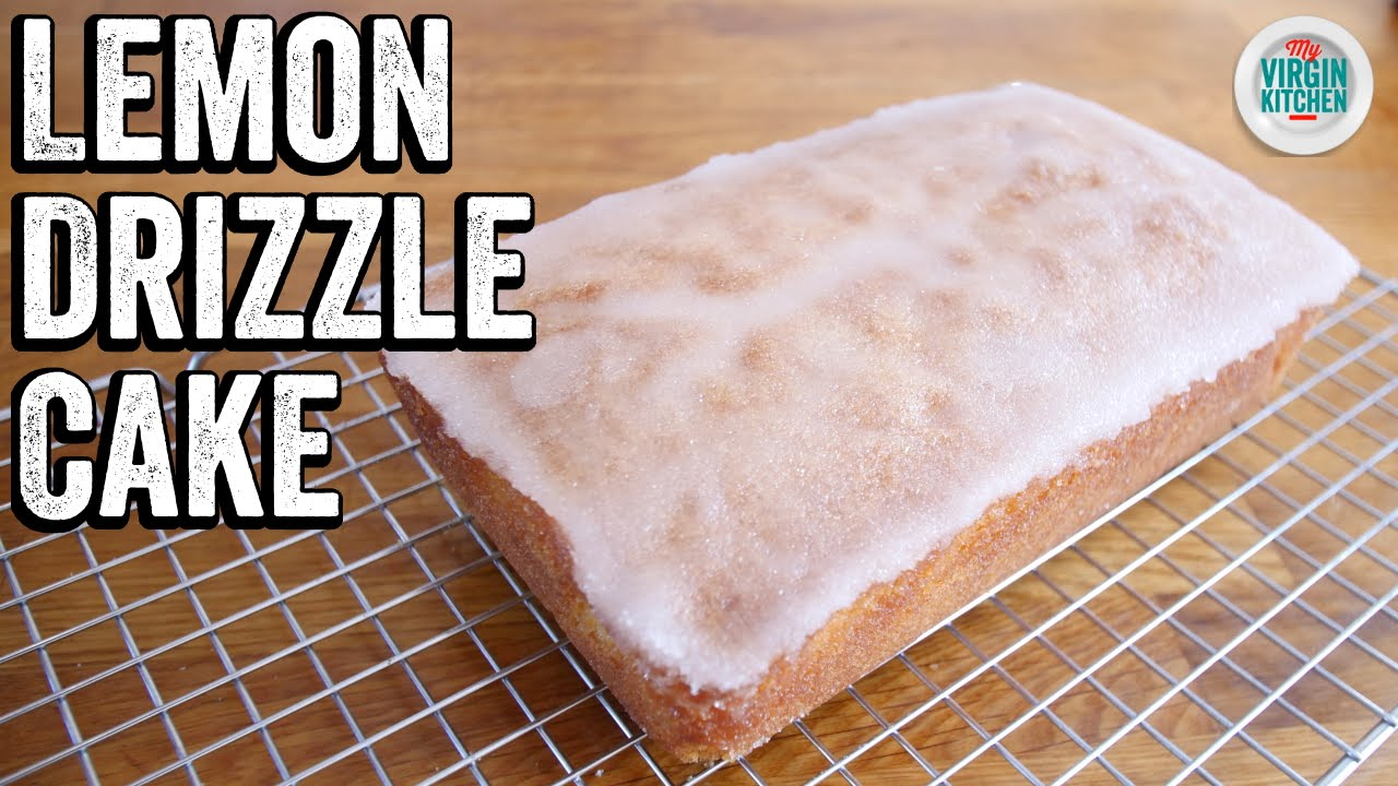 Cake Recipes In Otg Youtube: LEMON DRIZZLE CAKE RECIPE