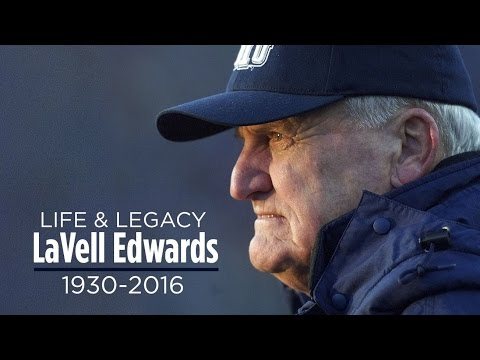 LaVell Edwards passes away at age 86